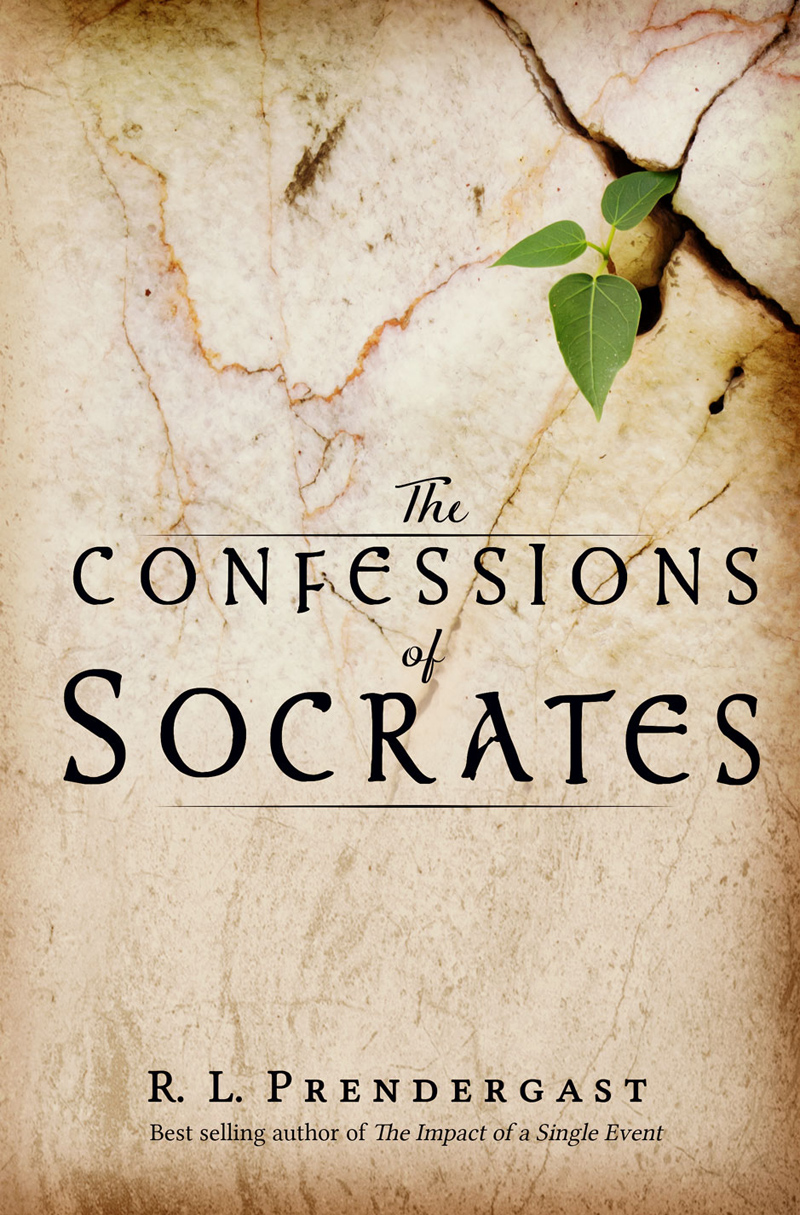 The Confessions of Socrates (cover)